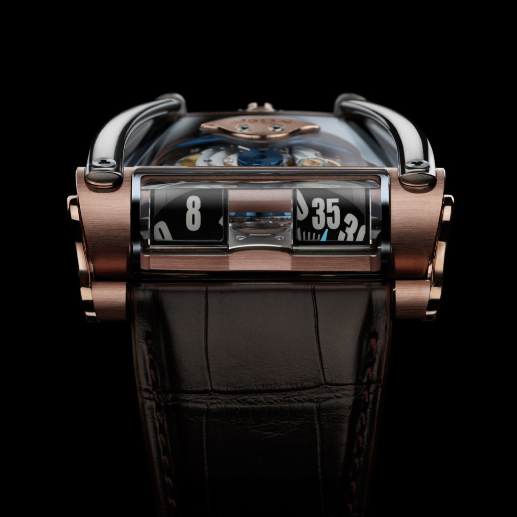 MB&F HM8 horological machine 8 price