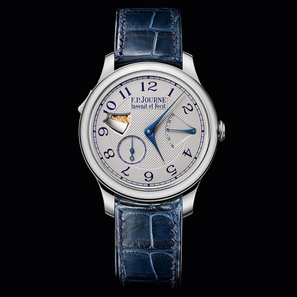 f.p.journe repetition souveraine minute reapeter steel