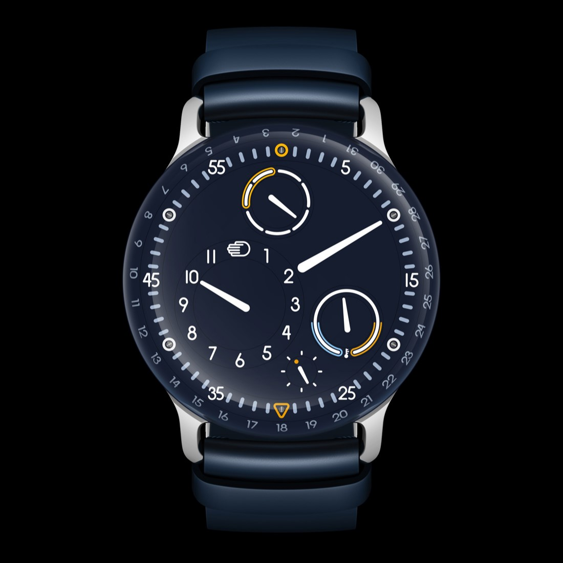 Ressence type 3 bb blue blue
