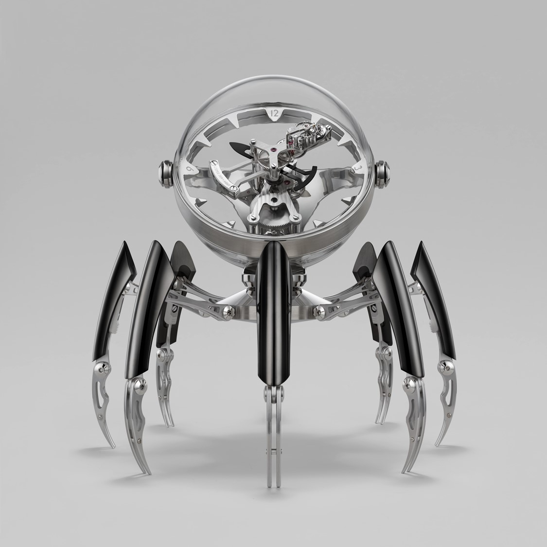 MB&F octopod l'epee table clock limited edition price