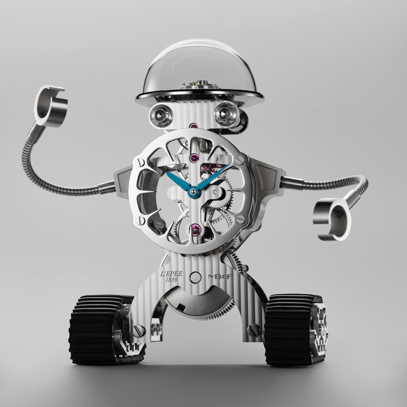 MB&F sherman l'epee table clock limited edition price