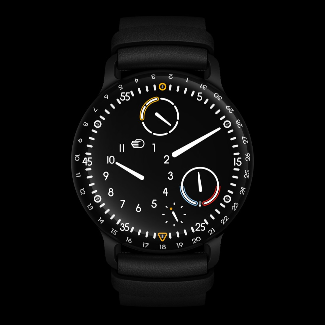 Ressence type 3 bb black black