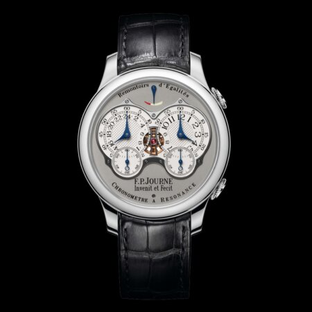 F.P.Journe chronometre a resonance platinum