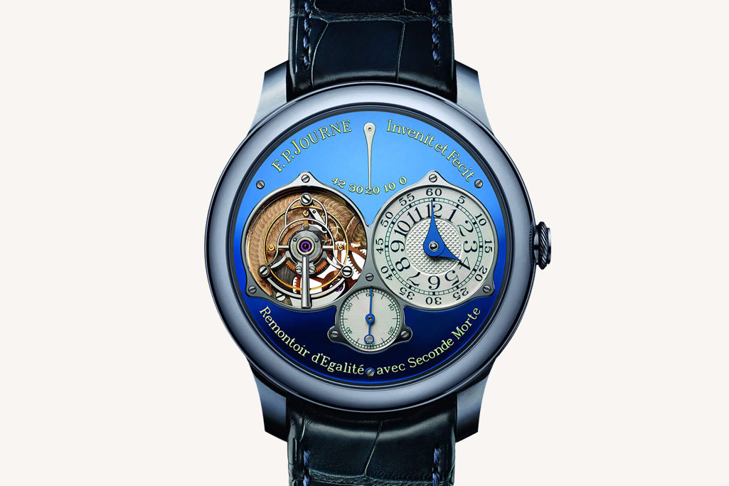 F.P.Journe tourbillon history part 2