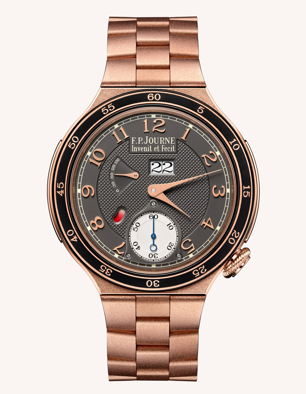 FPJ Octa Automatique Reserve AR2 red gold