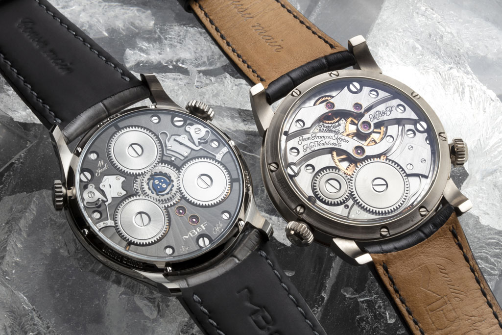 MB&F LMX and LM1